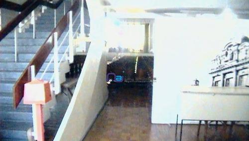 salão comercial para venda e locação, mooca, são paulo. - sl0117