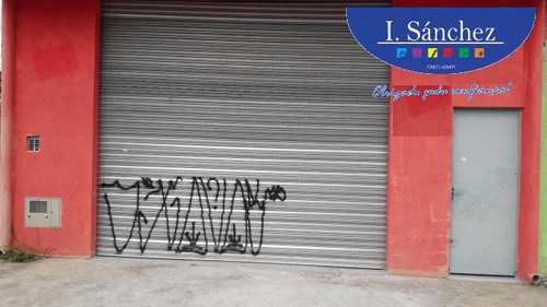 salão comercial para venda em itaquaquecetuba, santa rita ii, 2 banheiros - 170315f