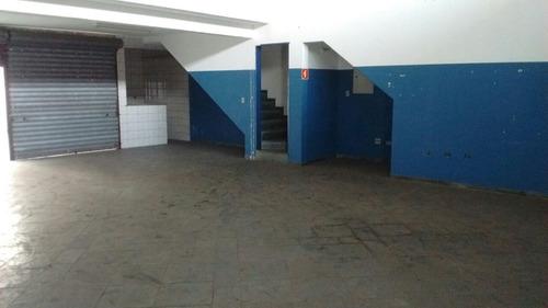 salão comercial - pé direito 4 metros    cod. fl26