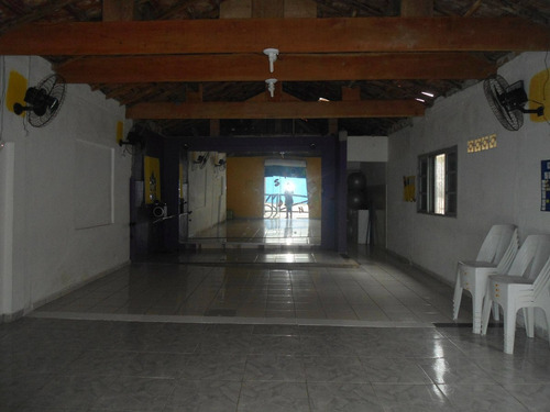 salão comercial ref. 637