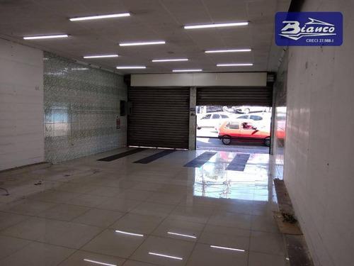salão comercial - rua cachoeira - junto da timóteo penteado!! - sl0109