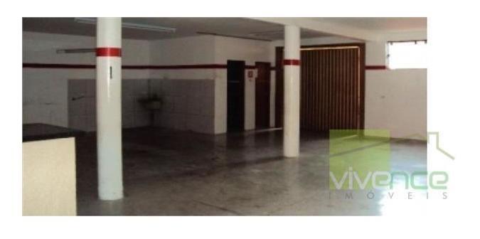 salão comercial à venda, campo limpo, americana. - sl0003