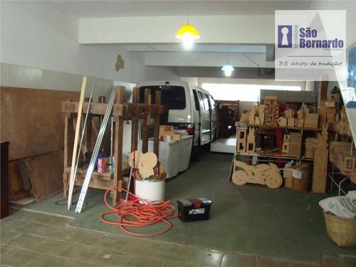 salão comercial à venda, catharina zanaga, americana. - sl0066