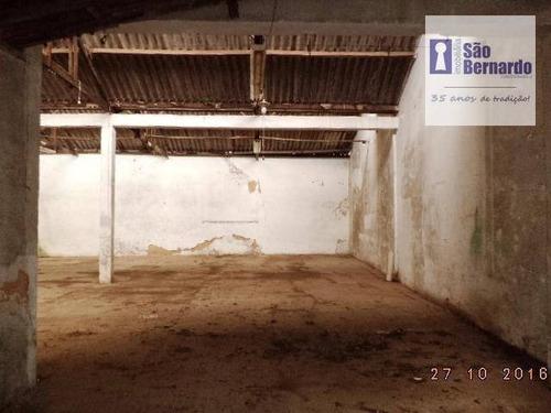 salão comercial à venda, centro, santa bárbara d'oeste. - sl0221