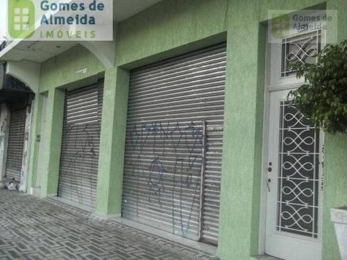 salão comercial à venda, centro, santo andré - sl0097. - sl0097