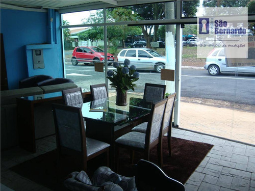 salão comercial à venda, jardim santana, americana. - sl0068