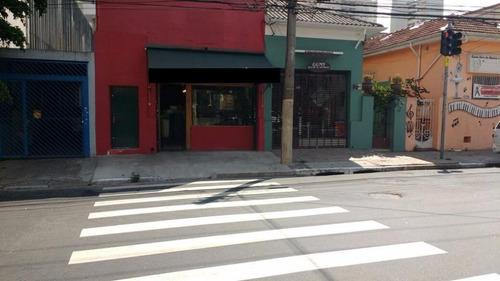 salão comercial à venda, mooca, são paulo. - sl0099