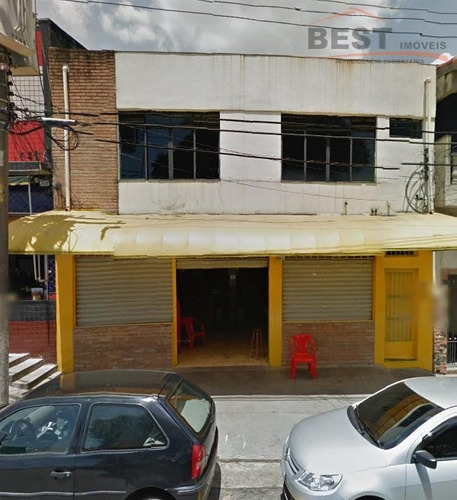 salão comercial à venda, vila anastácio, são paulo. - sl0031