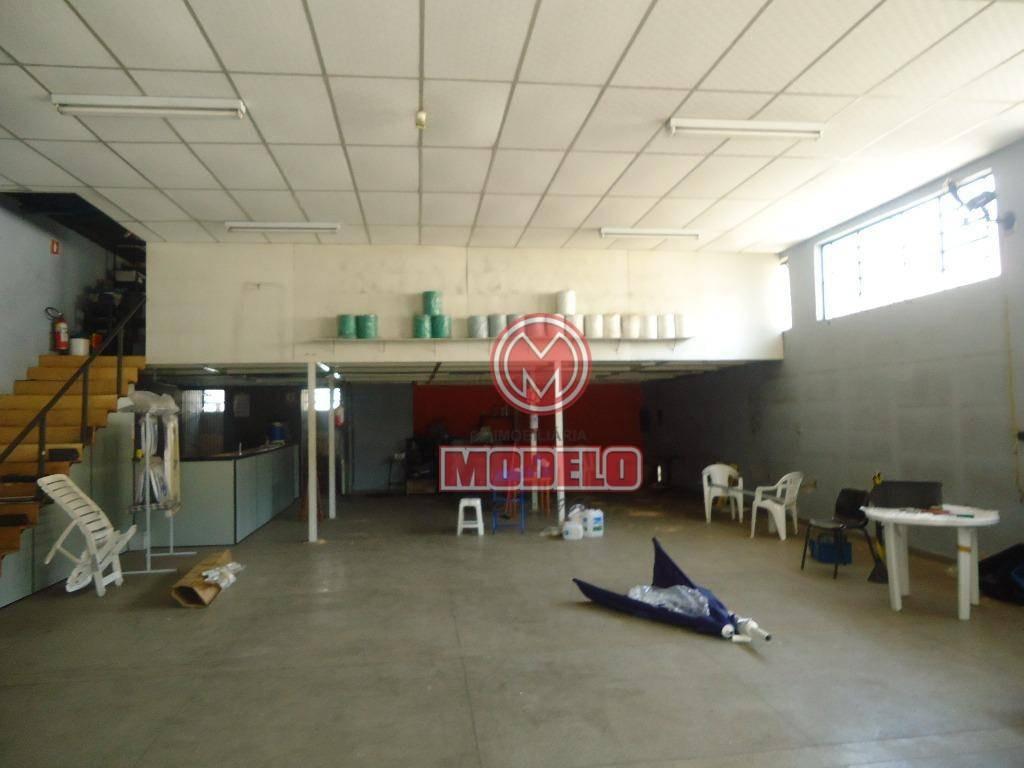salão comercial à venda, vila independência, piracicaba - sl0170