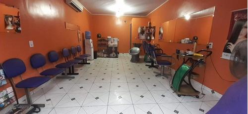 salão completo