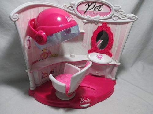 salão de beleza barbie pet salão