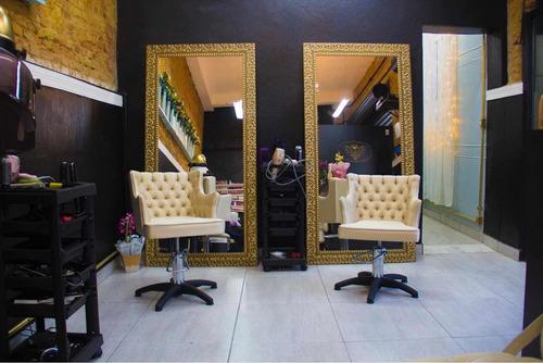 salão de beleza estilo vintage no ipiranga -passa-se o ponto