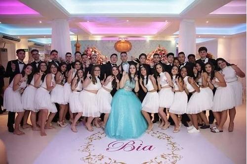 salão de festa com buffet,confraternização,15 anos,casamento