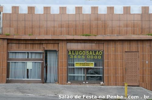 salão de festa na penha 3495-0000 280 pess apartir de r$ 800