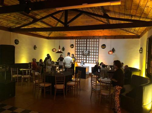 salão de festas - capacidade para 100 pessoas - petropolis