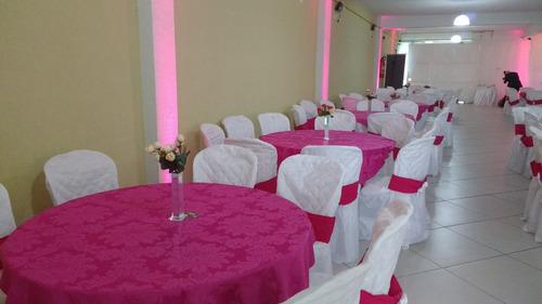 salão de festas na z. leste - até 300 pessoas