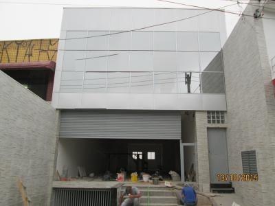 salão e salas comercial prédio super novo - 2008