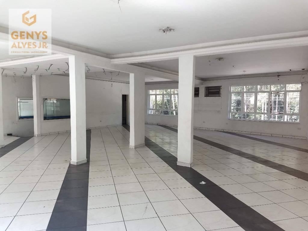 salão e salas para alugar em  itaquera são paulo sp. - pr0004