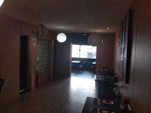 salão em jardim anália franco, são paulo/sp de 124m² à venda por r$ 160.000,00 - sl165648