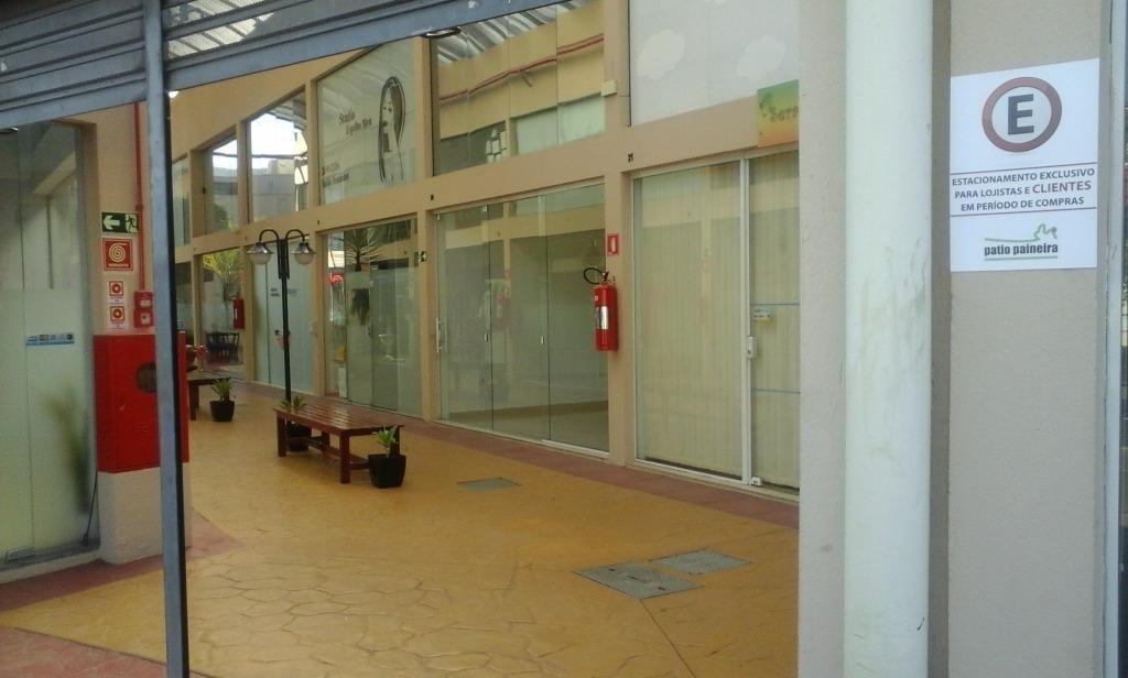 salão em jardim da glória, cotia/sp de 44m² à venda por r$ 250.000,00 - sl306396