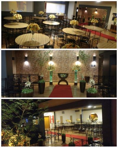 salão festa casamento debutante formatura jantar - z oeste