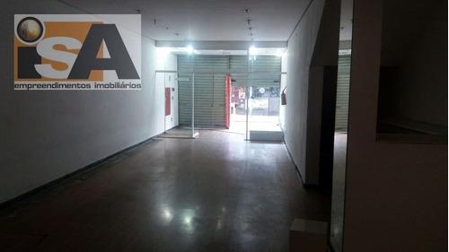 salão / galpão em centro  -  suzano - 3043