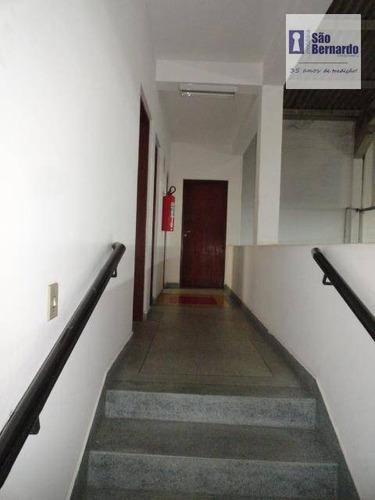 salão industrial para locação, jardim helena, americana - sl0104. - sl0104