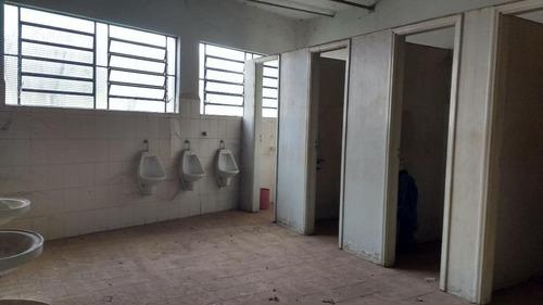 salão industrial para locação, loteamento industrial nossa senhora de fátima, americana. - codigo: sl0072 - sl0072