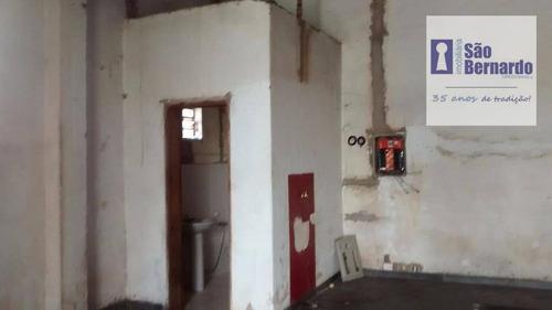 salão industrial à venda, chácara rodrigues, americana. - sl0228