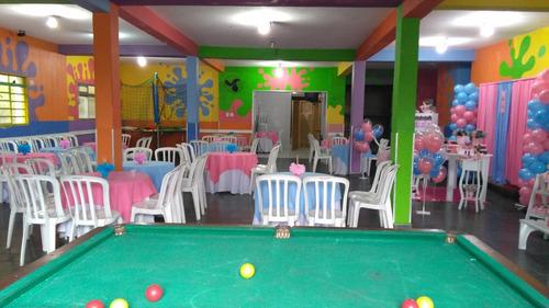 salão infantil em itaquera