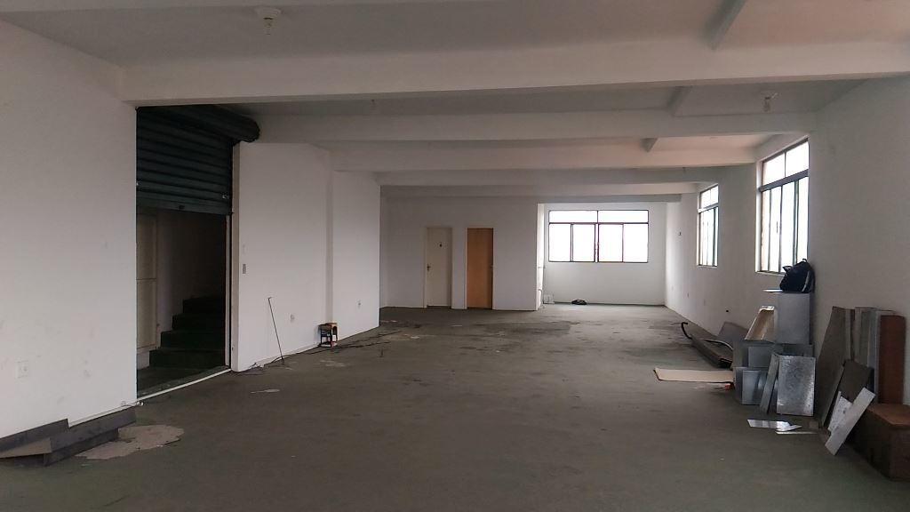 salão livre com 200 m2 na casa verde - 169-im196299