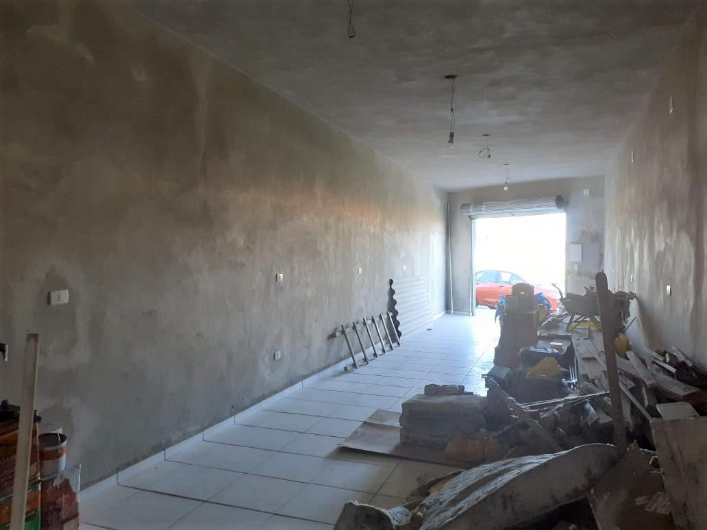 salão novo com estrutura para fazer apartamento