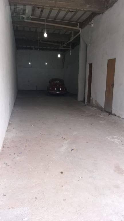 salão para alugar, 114 m² por r$ 1.800/mês - pestana - osasco/sp - sl0084