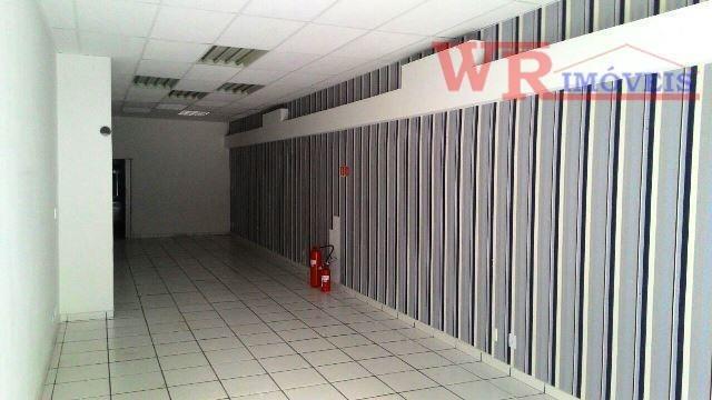 salão para alugar, 120 m² por r$ 2.500,00/mês - rudge ramos - são bernardo do campo/sp - sl0056