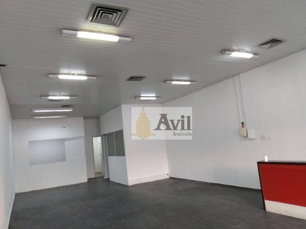 salão para alugar, 120 m² por r$ 3.000/mês - vila gomes cardim - são paulo/sp - sl0058