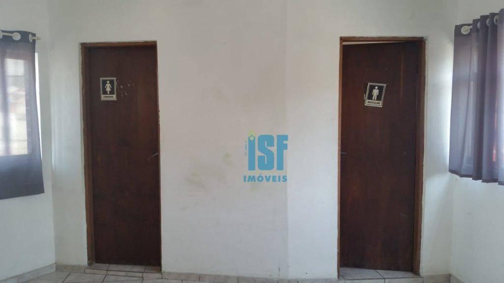 salão para alugar, 140 m²  - km 18 - osasco/sp - sl0057 - sl0057