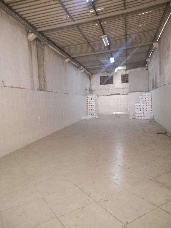 salão para alugar, 149 m²  - centro - diadema/sp - sl1334