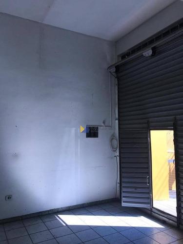 salão para alugar, 150 m² por r$ 2.370/mês - jardim bom clima - guarulhos/sp - sl0004