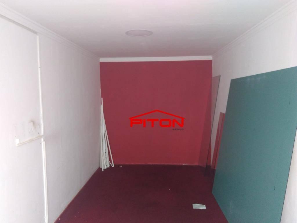 salão para alugar, 150 m² por r$ 5.000,00/mês - penha de frança - são paulo/sp - sl0045