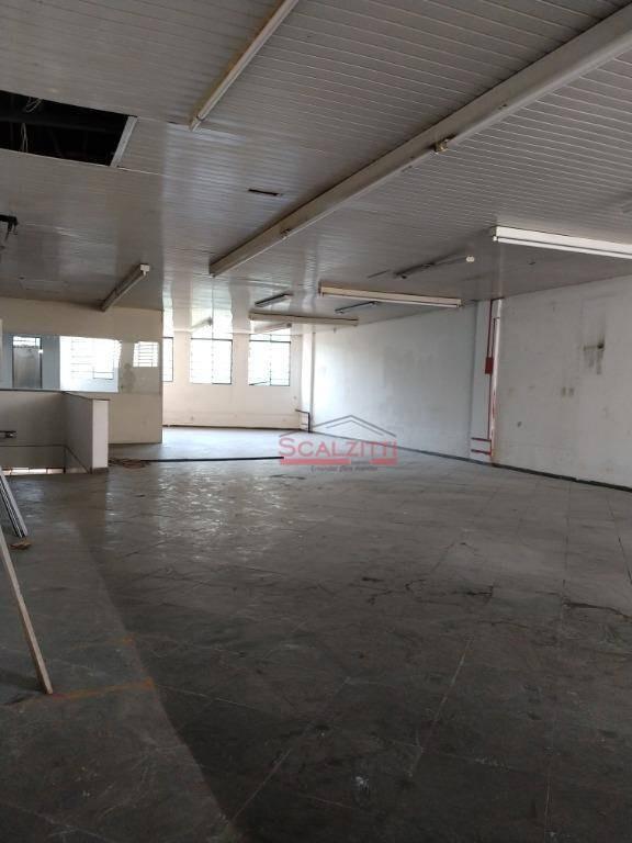 salão para alugar, 180 m² por r$ 3.000,00/mês - água branca - são paulo/sp - sl0020