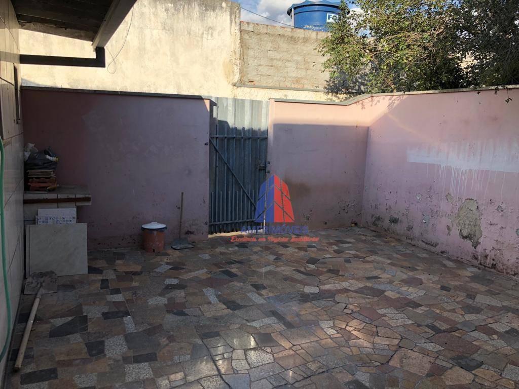 salão para alugar, 192 m² por r$ 1.500,00/mês - cidade jardim ii - americana/sp - sl0041