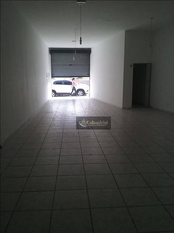 salão para alugar, 200 m² - prosperidade - são caetano do sul/sp - sl0057
