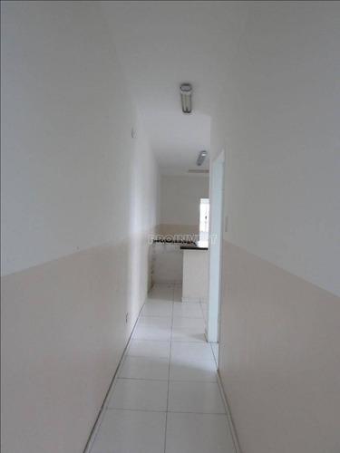 salão para alugar, 207 m² por r$ 5.000/mês - parque são george - cotia/sp - sl0042