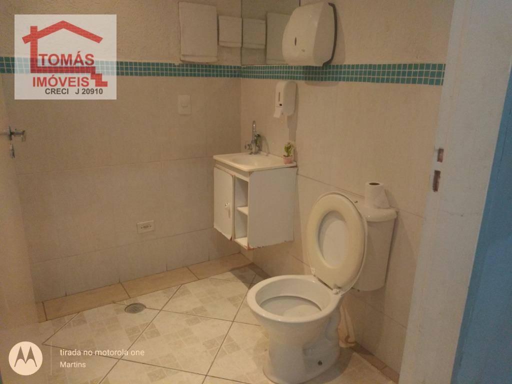 salão para alugar, 230 m² por r$ 4.000/mês - pirituba - são paulo/sp - sl0076