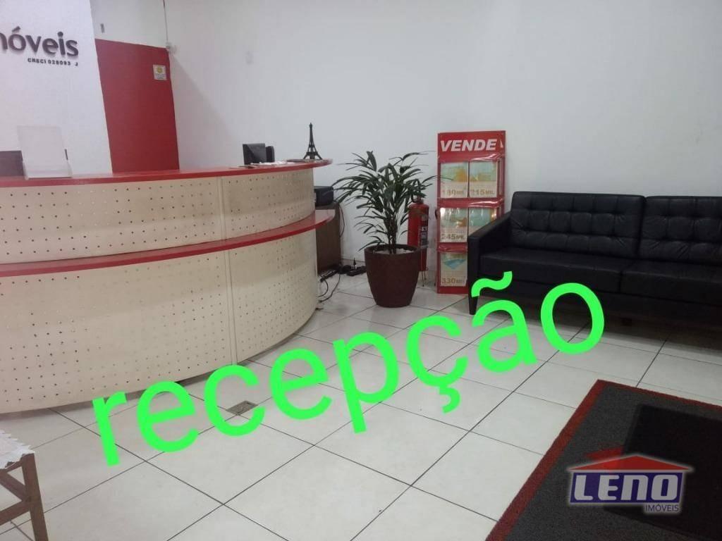 salão para alugar, 240 m² por r$ 5.000,00/mês - vila marieta - são paulo/sp - sl0053