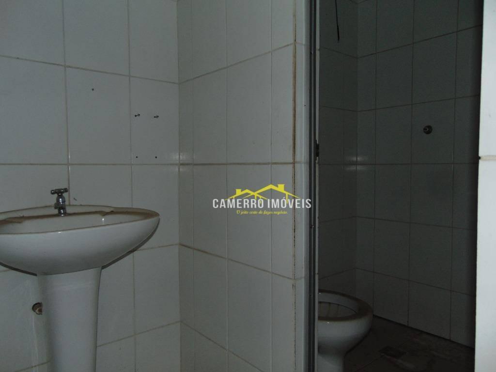 salão para alugar, 250 m² por r$ 2.500/mês - jardim girassol - americana/sp - sl0328