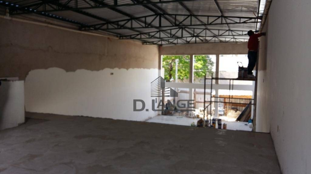 salão para alugar, 260 m² por r$ 10.000/mês - vila itapura - campinas/sp - sl0700