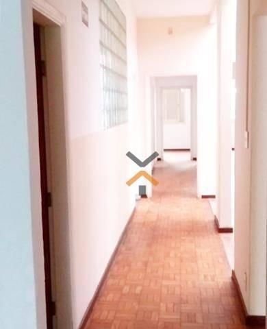 salão para alugar, 280 m² por r$ 3.500/mês - casa branca - santo andré/sp - sl0026