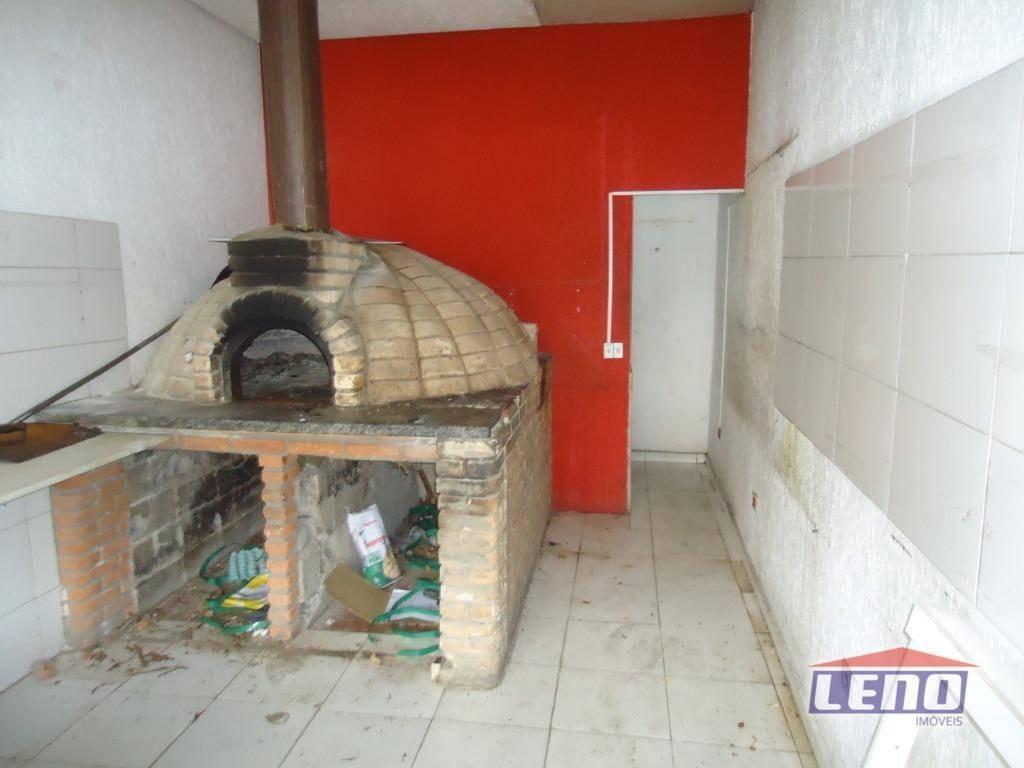 salão para alugar, 30 m² por r$ 1.500/mês - tatuapé - são paulo/sp - sl0057