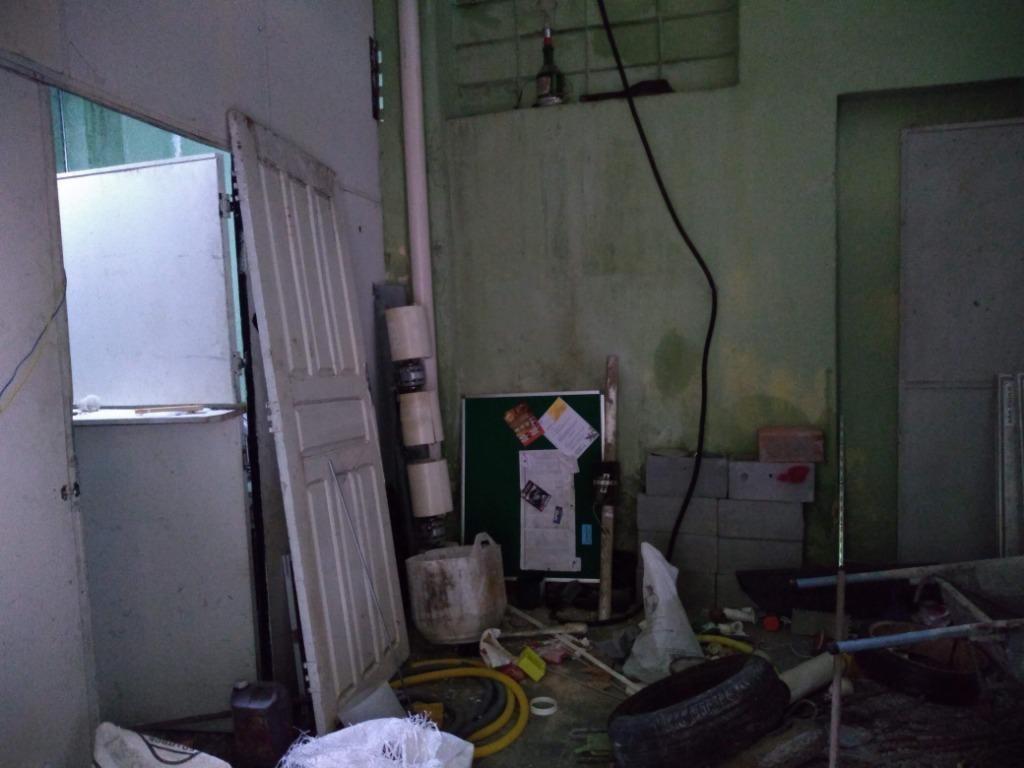 salão para alugar, 300 m² por r$ 5.000/mês - santa paula - são caetano do sul/sp - sl0314